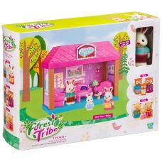 Игровой набор Дом-гостиная Forest Ttibe с фигуркой зверюшки, BOX, арт.60234. grt-Д94008 1 001 р. Домики, замки,кареты