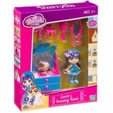 Игровой набор куколка с аксессуарами, ВОХ 23,5х18,5х3,8 см, арт.60225. grt-Д94069 361 р. Куклы и пупсы классические (нефункциональные)