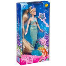 "Кукла Defa Lucy русалочка 9"", в ассорт. 3 вида, BOX, арт. 8236. grt-Д94407 DEFA 596 р. Куклы модельные (аналоги Барби)"