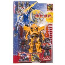 Трансформер робот-машина, CRD 43x28x8,5 см, 2 вида, арт.8685. grt-Л94339 725 р. Трансформеры