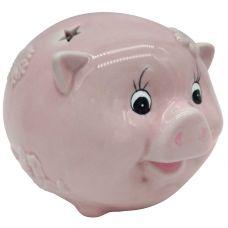 фигурка с LED подсветкой свинья 14,3*10,6*10см grt-Е96573 Snowmen 549 р. Фигурки из керамики и полистоуна