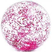 Пляжный мяч GLITTER от 3 лет 51 см 2 цв.
