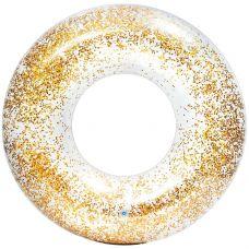 Круг SPARKLING GLITTER 107х27см от 9 лет 2 цв grt-И56274 INTEX 1 123 р. Надувные круги