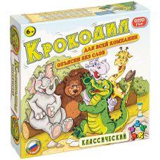 Игра Крокодил GF010T grt-Р95734 290 р. Настольные игры для компаний