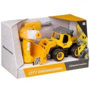 Конструктор-машина на р/у, CITY ENGINEERING, BOX 33x13,5x19,2 см, арт. LM8013-YZ-1.