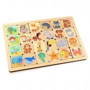 739 Игра развивающая деревянная