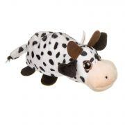Мягкие животные 2в1 Bondibon МИЛОТА, собака-корова 17 см,  РАС, арт. LEO19-6A.