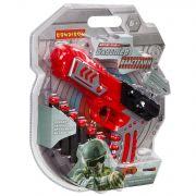Бластер Bondibon «ВЛАСТЕЛИН», в наборе 6 серых мягких пуль, в ассорт.BLISTER 25,6х5х21,5см