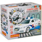 Конструктор с отверткой Bondibon, Собирай и Играй «ДПС», 37 дет., BOX 24x12x21