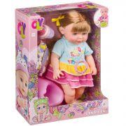 Кукла Oly Bondibon, функциональная (пьёт, писает), озвученная, с аксессуарами, ВОХ 25,5×10,5×35
