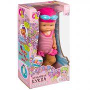 Кукла Oly Bondibon, 33см функциональная (плавает), ВОХ 35х18х10,5 см, арт. 8628.