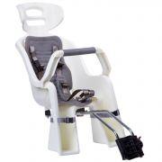 Кресло детское заднее Sunnywheel в цветной коробке, модель SW-BC-137, серая наклдака, белый корпус