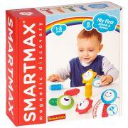 Магнитный конструктор SmartMax/ Bondibon, Мой первый набор погремушек, 8 дет., арт. SMX 224.