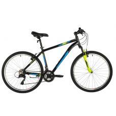 "Велосипед FOXX 26"" ATLANTIC черный, алюминий, размер 16"" grt-26AHV.ATLAN.16BK1 FOXX 20 830 р. 26"" Хардтейл алюминий"