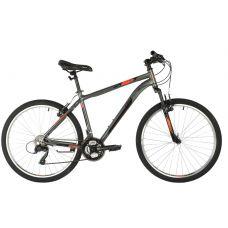 "Велосипед FOXX 26"" ATLANTIC серый, алюминий, размер 14"" grt-26AHV.ATLAN.14GR1 FOXX 20 830 р. 26"" Хардтейл алюминий"