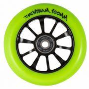 Колесо для самоката X-Treme 100мм Winner, yellow, 2000458067431